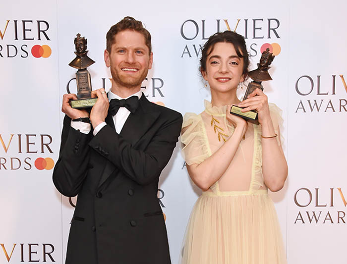 The Olivier Awards 2019