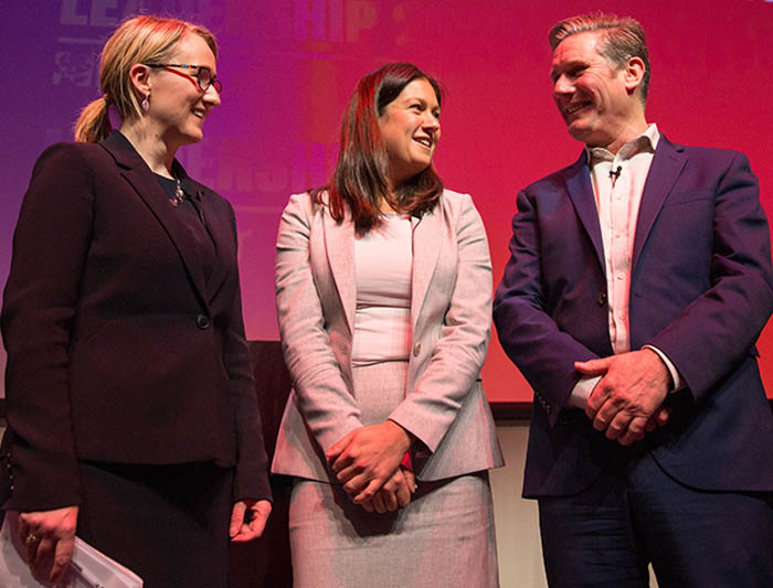 The Race For Labour Leadership